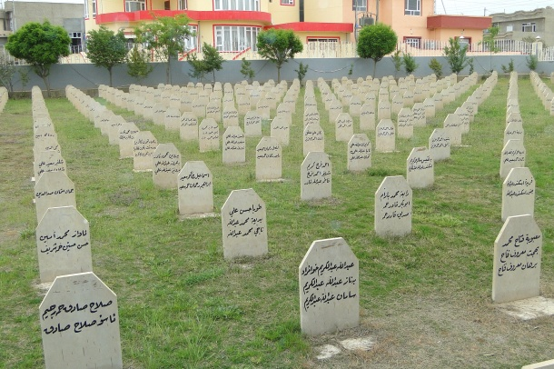 family_graves_for_victims_of_1988_chemical_attack_-_halabja_-_kurdistan_-_iraq