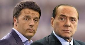 Berlusconi e il patto delNazareno