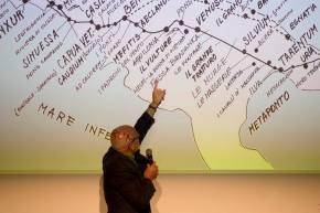 Lungo la via Appia, il viaggio inaudito di PaoloRumiz
