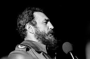 Fidel Castro, come l'ha immaginato unagenerazione