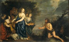 Odìsseo e le donne:Nausicaa